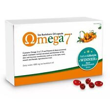 Pharma Nord Omega 7 - Sea Buckthorn Oil 150caps Omega 3,6,7,9 -First Class Free!
