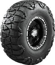 4 New 33x12.50R17 Nitto Mud Grappler Tires 33125017 33 12.50 17 1250 M/T 10 Ply