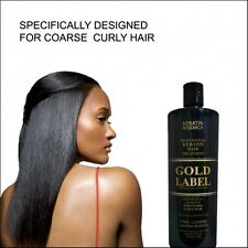 Keratin Research GOLD  LABEL Brazilian Blowout hair Keratin Treatment 240ml
