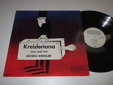 LP/GEORG KREISLER/KREISLERIANA/Preiser records PR 9948
