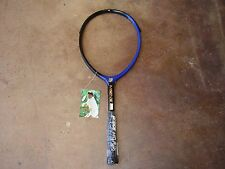 NEW/ PRINCE MONO 650/ CONNERS TENNIS RACQUET 41/2 hard to find in this grip size