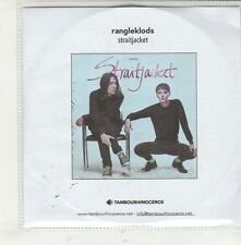 (GS23) Rangleklods, Straitjacket - DJ CD