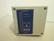 Alfa Laval Salinometer DS 20, (3) Wiring Couplings, PPM 20-0, Alarm On/Off Test