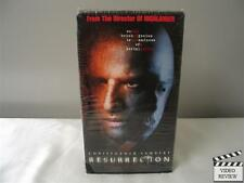 Resurrection (VHS, 1999, Closed Captioned) Christopher Lambert