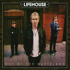 Out Of The Wasteland von Lifehouse (2015), Neu OVP, CD