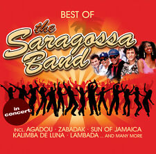 CD The Saragossa Band Best Of