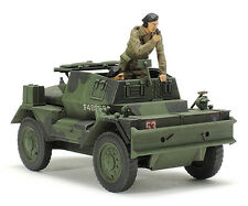 "Tamiya 1/48 32581 British Armored Scout Car ""DINGO Mk.II"" from Japan Rare"