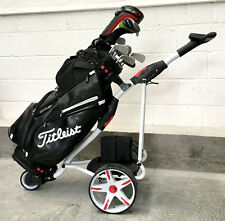 NEW Electric Golf Trolley from ACE Golf (36-45 Hole Battery + Charger) FREE DEL!