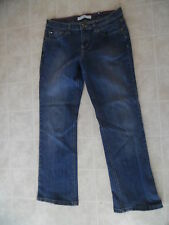 WOMEN'S~TOMMY HILFIGER BOOT CUT JEANS~SIZE 6P