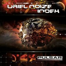 URIEL NOIZE VS INDEX - PULSAR  CD NEU