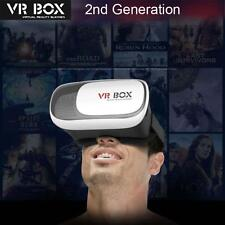 Google Cardboards 2nd Gen VR BOX Virtual Reality 3D Glasses for Smart iPhone MT