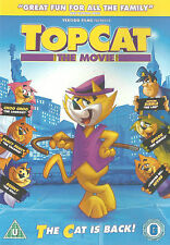 TOP CAT – THE MOVIE *New & SEALED* Region 2