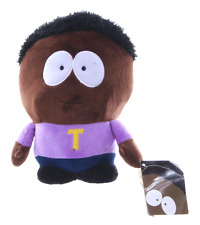 """NEW OFFICIAL 10"""" SOUTH PARK PLUSH SOFT TOYS TOKEN BLACK SOFT TOY"""