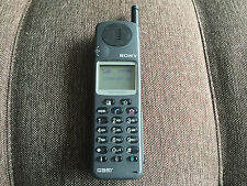 Sony CMD-X2000 Unlocked GSM Cell phone *VINTAGE* *COLLECTIBLE* *RARE*