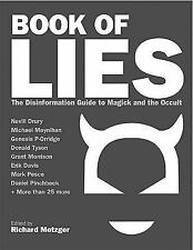 Good, Book of Lies: The Disinformation Guide to Magick and the Occult (Disinform