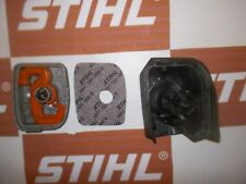 STIHL AIR FILTER COVER,MANIFOLD+NEW AIR FILTER FITS BG56/86 SH56/86 BLOWERS USED