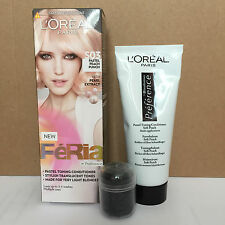 L'OREAL PARIS FARIA S03 PASTEL PEACH PUNCH WITH PEARL EXTRACT 100ml