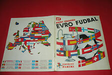 PANINI EURO FOOTBALL 76/77 ORIGINAL ALL COMPLETE ALBUM MEGA RARE EXYU EDITION