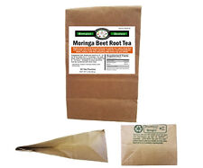 Moringa Beetroot Tea 30 Pouches - One-of-a-Kind, Best Nutrition Healing Detox