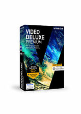 MAGIX Video deluxe 2017 Premium - NEU & OVP