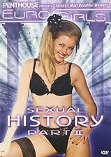 NEW Penthouse: Euro Girls - Sexual History, Part 2 (DVD)