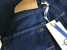 "CERRUTI 1881 REGULAR FIT, STRAIGHT LEG GENTS JEANS SIZE 31"" RRP £110"
