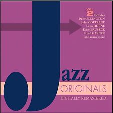 JAZZ ORIGINALS VOLUME 2 - GOODMAN, COLTRANE, ELLINGTON, BASIE  & MORE - 2CD SET