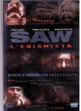 Saw. L'enigmista (2004) DVD