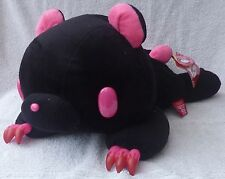 Official Chax GP TAITO Gloomy Bear Black Laying Soft Plush Toy Japan Kawaii 20""
