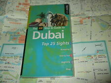 Twin Pack - Dubai - The AA Map & Guide to Dubai - Top 25 Sights - englisch