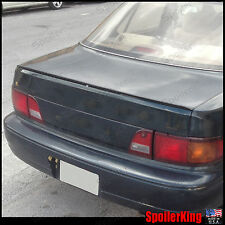 Rear Trunk Lip Spoiler Wing (Fits: Toyota Camry 1992-96) SpoilerKing