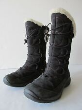 Merrell Encore Apex  Black Side Zip Lace Up Snow Winter Boot Women's 6M