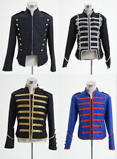 My Chemical Romance Military Parade Jacket Costume 4 colors *Tailored*