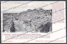 SIRACUSA CITTÀ Cartolina 11. Serie CASA DEI VIAGGIATORI