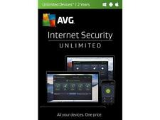 AVG Internet Security Unlimited - 2 Years