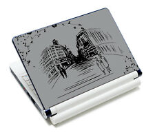 """Street 11.6""""12""""13.3""""14"""" 15.6""""Laptop Sticker Skin Decal Cover for Samsung/Dell/HP"""