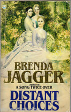 Distant Choices by Brenda Jagger (Paperback, 1987)