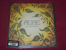 """Alfie:  Your Own Religion LTD NUMBERED   7""""  BRAND NEW"""