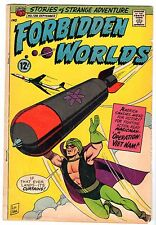 Forbidden Worlds #138, Very Good - Fine Condition.