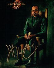 Jeffrey WRIGHT SIGNED Autograph 10x8 Photo AFTAL COA The Hunger Games BEETEE
