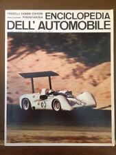 Sergio Pininfarina ENCICLOPEDIA DELL'AUTOMOBILE 1967 n° 22 CHAPPARAL  23/6
