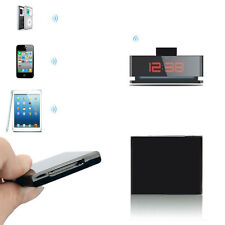 Mini Bluetooth Wireless Music Receiver 30 Pin Audio Sound Dock Adapter For iPod