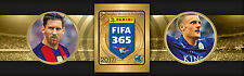 stickers Panini FIFA 365 2017  PICK THE ONES YOU NEED FROM LIST