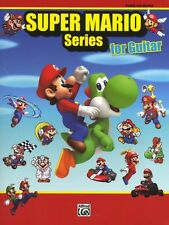 Super Mario Nintendo Themes Songs Learn to Play EASY Guitar TAB Music Book