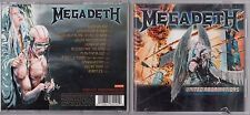 Megadeth - United Abominations  (CD, May-2007, Roadrunner Records)