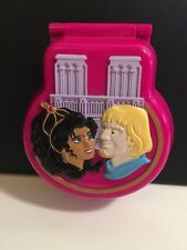 Disney Polly Pocket ( Bluebird ) Hunchback of Notre Dame Playcase 1995