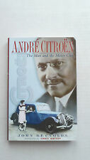 CITROEN book. The Man & the MOTOR CARS. Fine book.