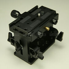 15mm Rod Support Dovetail Quick Release Base plate fr Rail DSLR Rig Follow Focus