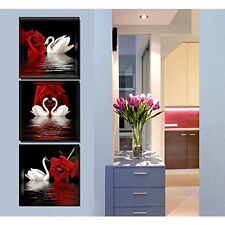Pictures Of Roses Canvas Prints Home Wall Art For Living Room Decoration Bedroom