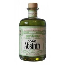 A gift certificate for Absinth Hills Verte 70% 0,5l